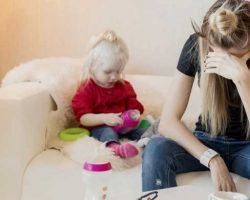 Tips To Deal With Frustration For New Mom