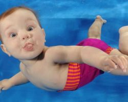Benefits Of Swimming Activity For Babies